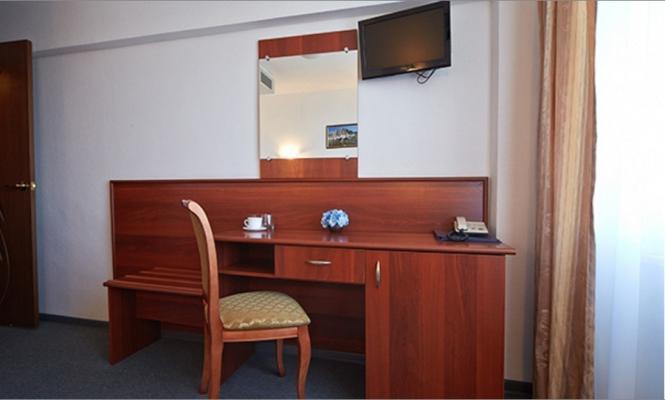 Doppelzimmer Hotel ibis Irkutsk Center