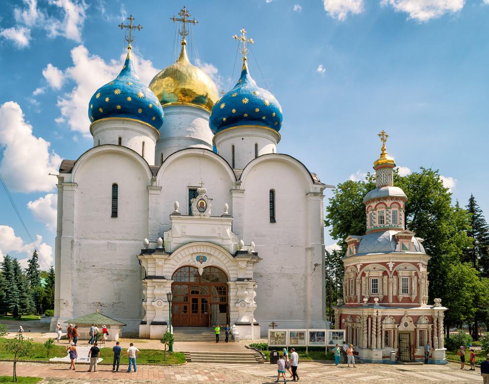Dreifaltigkeitskloster von Sergijew Possad
