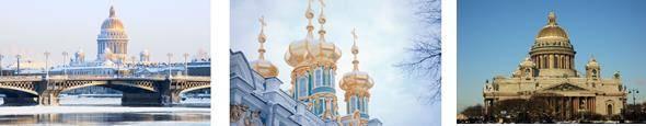 Banner Ex-Rentner Silvester, St Petersburg