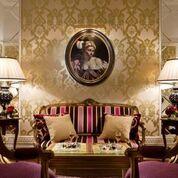 Belmond, Grand Hotel Europe - Faberge Suite