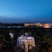 Belmond Grand Hotel Europe - Terrasse