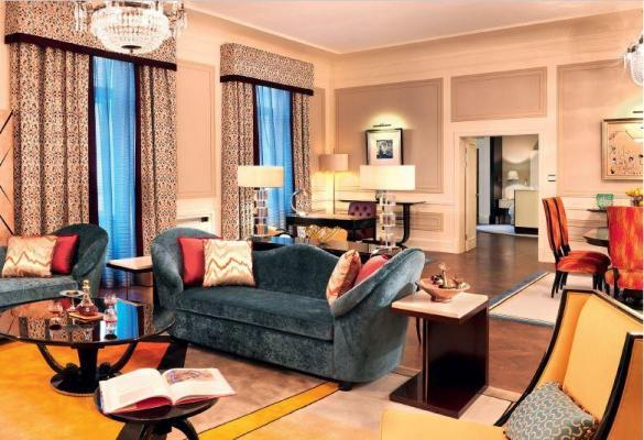Belmond Grand Hotel Europe - Lobby