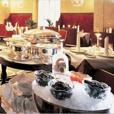 Belmond Grand Hotel Europe - Restaurant