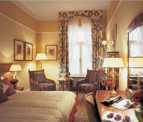 Belmond Grand Hotel Europe - Doppelzimmer
