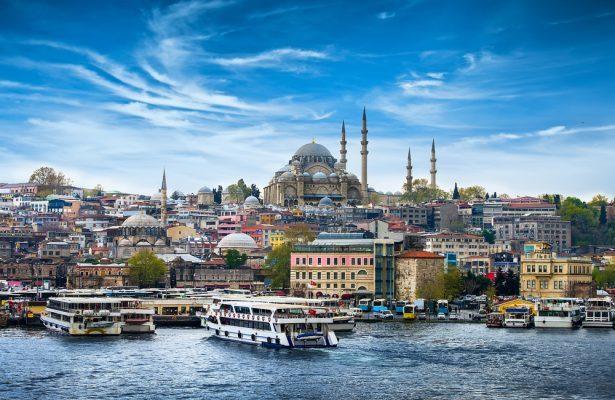 Bosporus- Panorama