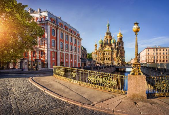 Sankt Petersburg Flusskreuzfahrt