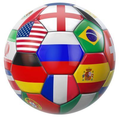 Ein Vorgeschmack auf die Fussball WM 2018 in Russland