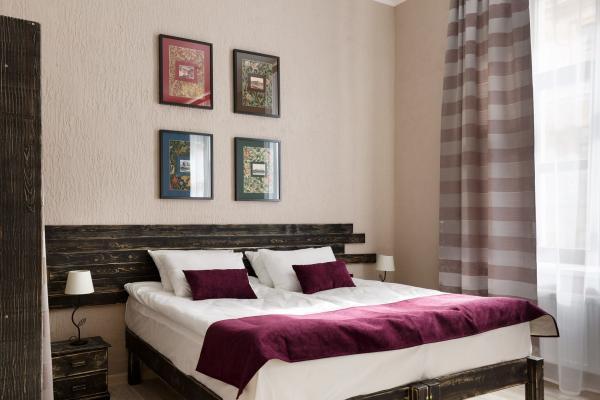St. Petersburg Hotels: Dashkova Residence Einrichtung