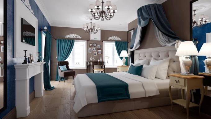Achilles Boutique Hotel-St. Petersburg: Schlafzimmer