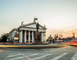 Neues Experimentaltheater Wolgograd