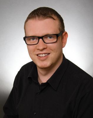 Matthias Wenk, Kundenbetreuer