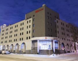 Hotel ibis Kasan - Fassade