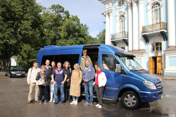 AL.EX Reiseservice - Transport, Moskau und St. Petersburg