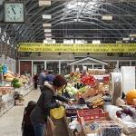 Bauernmarkt St. Petersburg