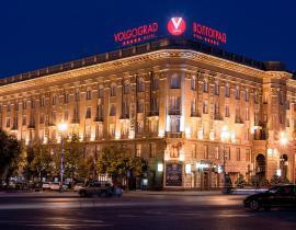 Hotel Wolgograd