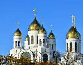 Städtereise Kaliningrad: Erlöserkirche