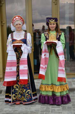 Moskau Kasan, Trachten