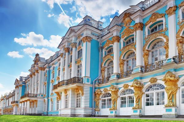 Katharinenpalast - St. Petersburg Pauschalreise