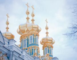 St. Petersburg: Katharinenpalast in Puschkin