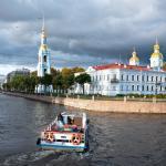 Kryukov Kanal St. Petersburg