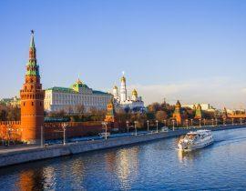 Moskau St. Petersburg