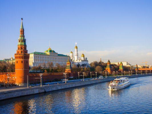 Gruppenreise Moskau und St. Petersburg