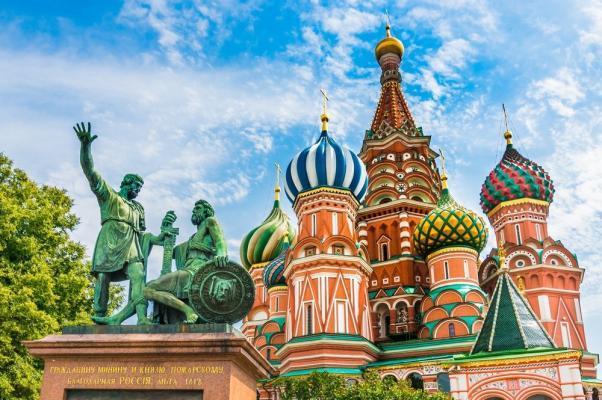 Sehenswürdigkeiten in Moskau: Basilius-Kathedrale