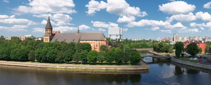 Städtereise Kaliningrad
