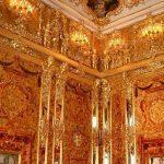 Bernsteinzimmer im Katharinenpalast, Puschkin St. Petersburg