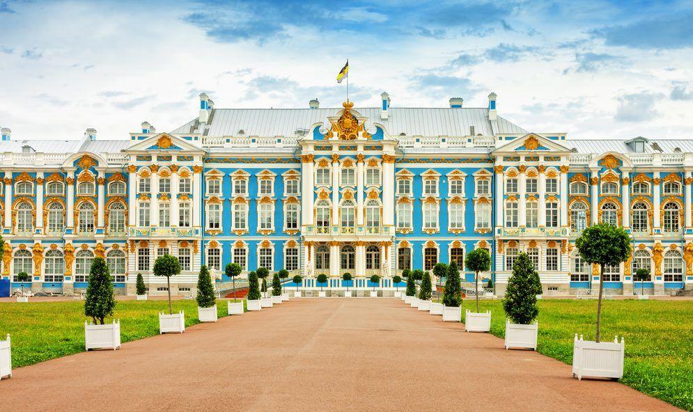 Ihre Reise nach St. Petersburg: Katharinenpalast