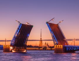 Premium-Reise Weiße Nächte St. Petersburg