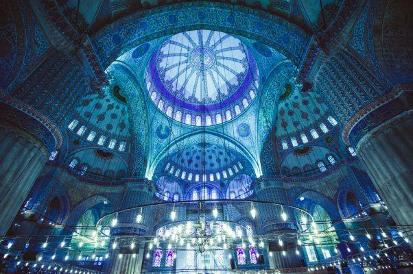 Istanbul Reise: Blaue Moschee