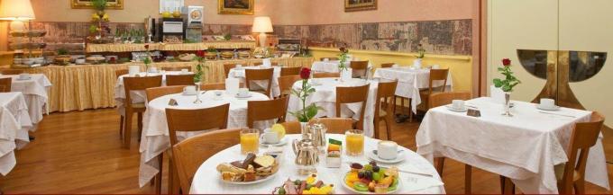 Hotel Mondial-Restaurant