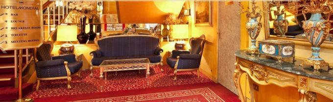 Hotel Mondial Roma - Lobby