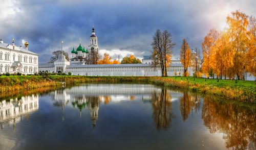 Moskau und der Goldene Ring Goldener Ring Russland