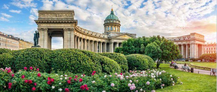 Premium-Reise Moskau und St. Petersburg, Kombireise Petersburg Moskau
