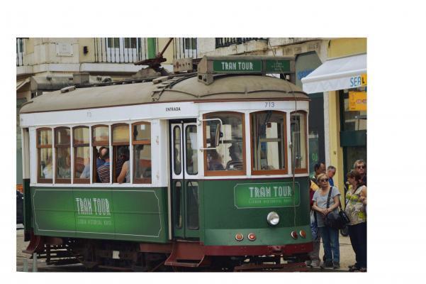Tram-Tour, Lissabon