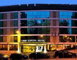 Turim Europa Hotel - Lissabon