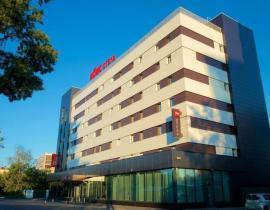 Hotel ibis Irkutsk - Fassade