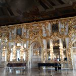 Im Katharinenpalast, St. Petersburg