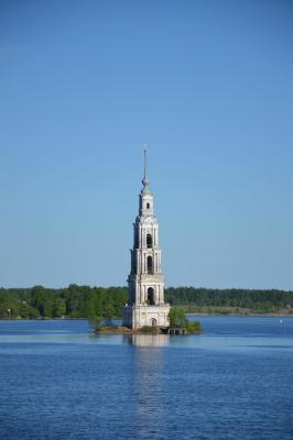 Nikolsky Kathedrale, Wolga Flusskreuzfahrt