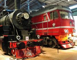 Altes Eisenbahnmuseum