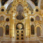 In der Eremitage, St. Petersburg
