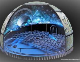 Planetarium St. Petersburg