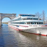 Flusskreuzfahrt Russland