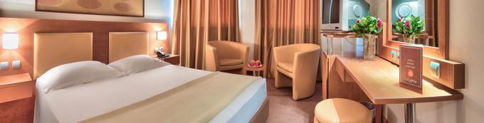 Doppelzimmer - Hotel Cypria, Athen