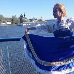 Flusskreuzfahrt, Traditionelles Kleid