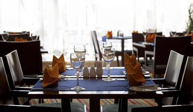 Restaurant Magellan - Park Inn by Raddisson, Jekaterinburg