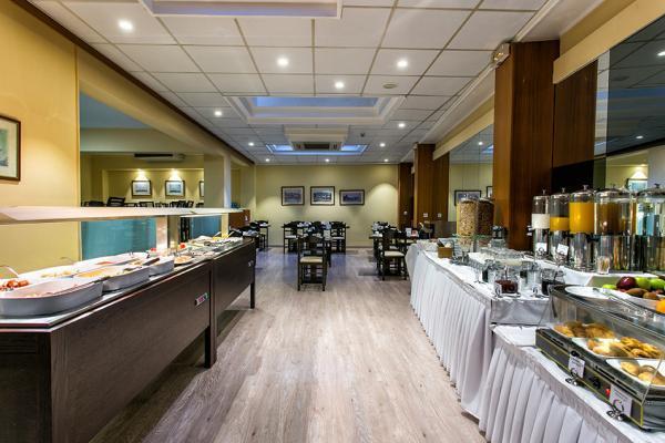 Frühstück - Hotel Cypria, Athen