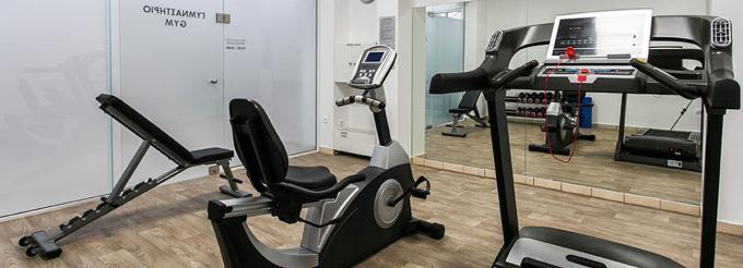 Fitnessraum - Hotel Cypria, Athen
